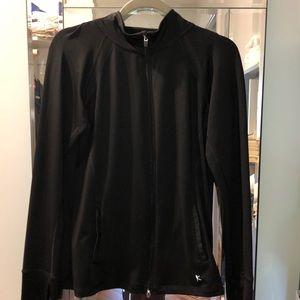 DanSkin Now Semi Fitted Black jacket.